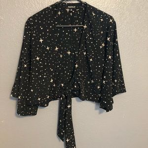 Starry Blouse, worn once